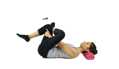 glute stretch for lower back pain