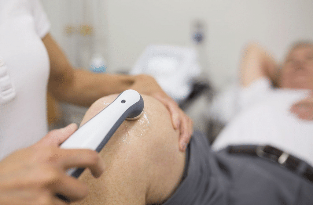 ultrasound knee